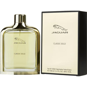 Jaguar Classic Gold Caballero Jaguar 100 ml Edt Spray | PriceOnLine