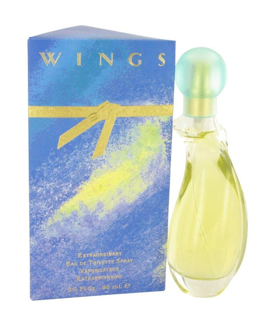 Wings Dama Giorgio Beverly Hills 90 ml Edt Spray | PriceOnLine