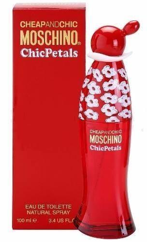 Chic Petals Dama Moschino 100 ml Edt Spray - PriceOnLine