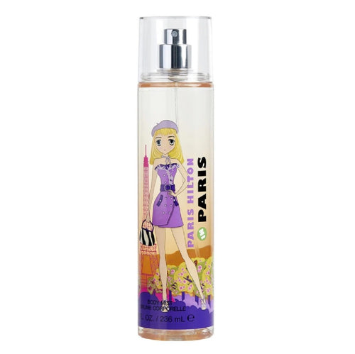 Passport In Paris Dama Paris Hilton 236 ml Body Mist Spray | PriceOnLine