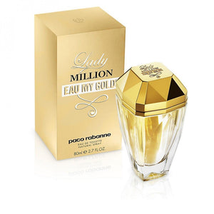 Lady Million Eau My Gold Dama Paco Rabanne 80 ml Edt Spray - PriceOnLine