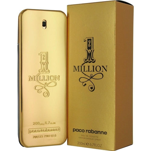 One Million Caballero Paco Rabanne 200 ml Edt Spray - PriceOnLine