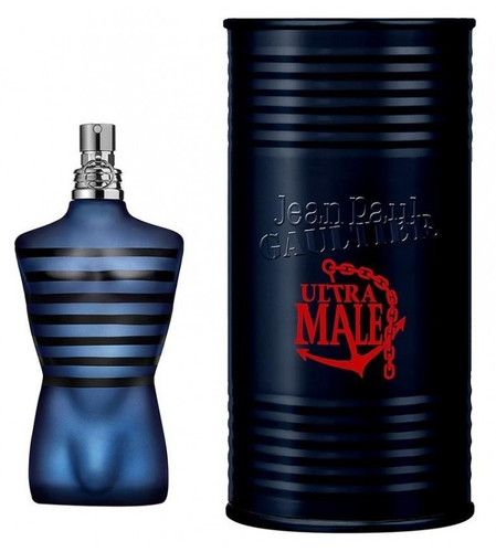 Ultra Male Caballero Jean Paul Gaultier 125 ml Edt Intense Spray - PriceOnLine