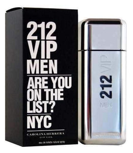 212 Vip Men Caballero Carolina Herrera 200 ml Edt Spray | PriceOnLine