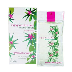 Apparition Exotic Green Dama Emanuel Ungaro 90 ml Edt Spray | PriceOnLine