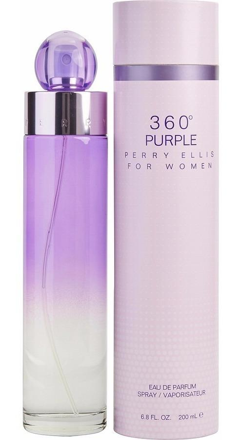 360 Purple Dama Perry Ellis 200 ml Edp Spray | PriceOnLine