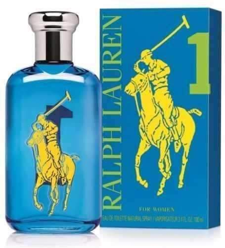 Big Pony 1 Dama Ralph Lauren 100 ml Edt Spray - PriceOnLine