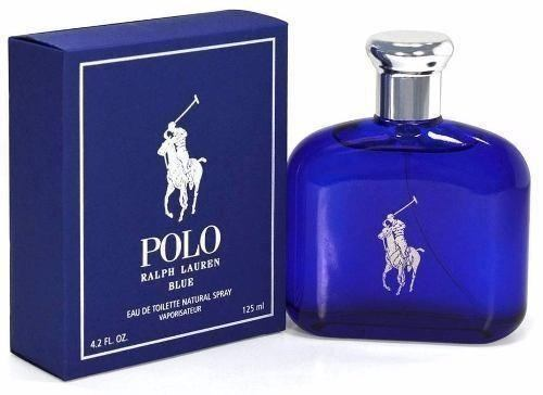 Polo Blue Caballero Ralph Lauren 125 ml Edt Spray - PriceOnLine