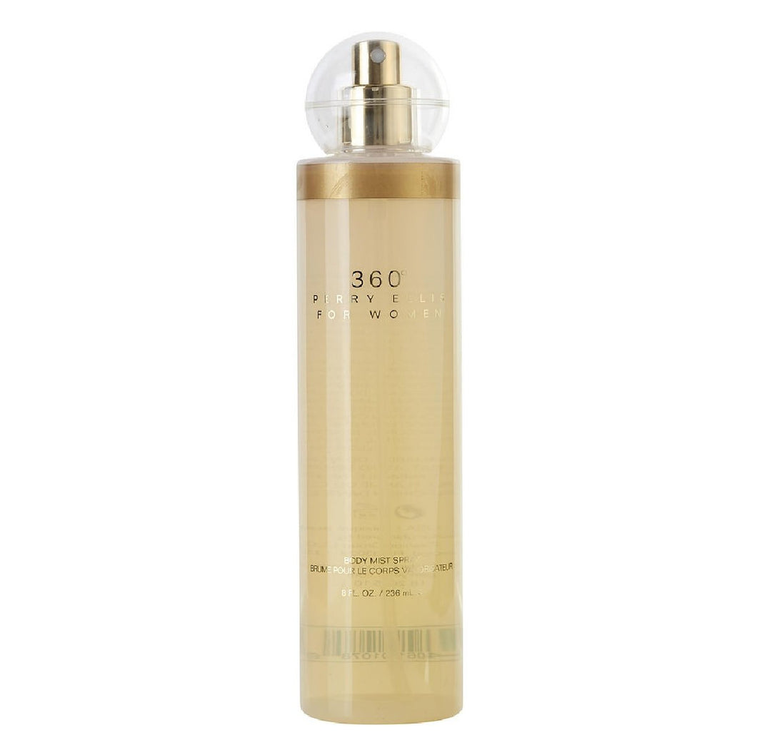 360 Dama Perry Ellis 236 ml Body Mist Spray | PriceOnLine