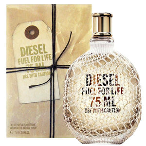 Diesel Fuel For Life Dama Diesel Fragances 75 ml Edp Spray | PriceOnLine