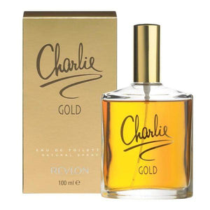 Charlie Gold Dama Revlon 100 ml Edt Spray | PriceOnLine
