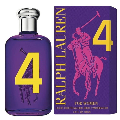 Big Pony 4 Dama Ralph Lauren 100 ml Edt Spray - PriceOnLine