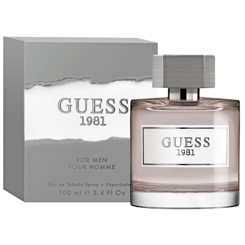 Guess 1981 Caballero Guess 100 ml Edt Spray | PriceOnLine