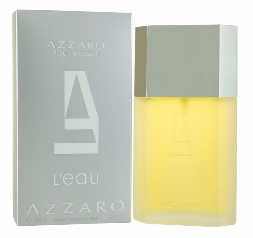 2072-Azzaro L Eau Caballero 100 ml Loris Azzaro Spray Perfumes PriceOnLine.mx