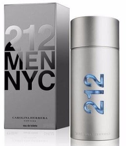 212 Men Caballero Carolina Herrera 200 ml Edt Spray | PriceOnLine