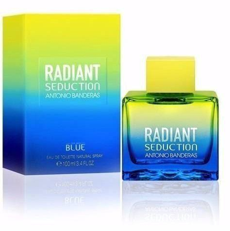 Radiant Seduction Blue Caballero Antonio Banderas 100 ml Edt Spray | PriceOnLine