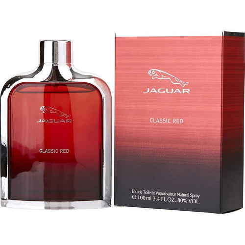 Jaguar Classic Red Caballero 100 ml Edt Spray