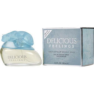Delicious Feelings Dama Gale Hayman 100 ml Edt Spray - PriceOnLine