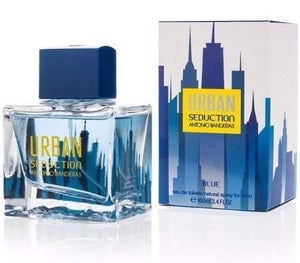 Urban Seduction Blue Caballero Antonio Banderas 100 ml Edt Spray - PriceOnLine