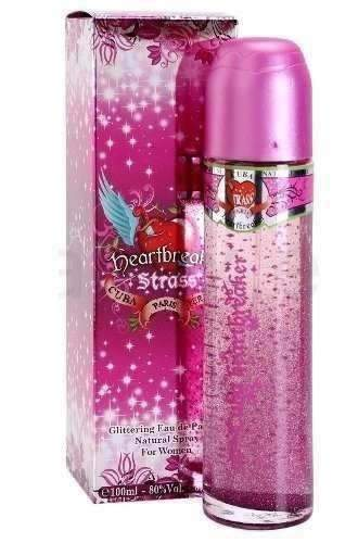 Cuba Heartbreaker Strass Dama Des Champs 100 ml Glittering Edp Spray | PriceOnLine