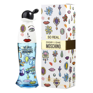 So Real Cheap and Chic Dama Moschino 100 ml Edt Spray - PriceOnLine