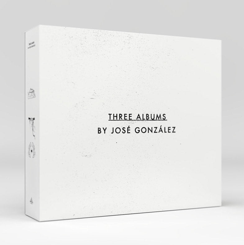 THREE ALBUMS - 3CD BOX SET