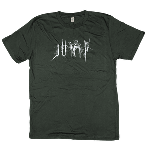 Junip logo T-shirt GreenGrey