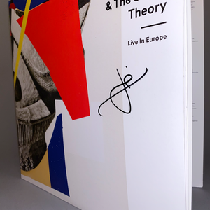 JOSÈ GONZÀLEZ & THE STRING THEORY LIVE IN EUROPE VINYL BOXSET LIMITED EDITION - AUTOGRAPHED