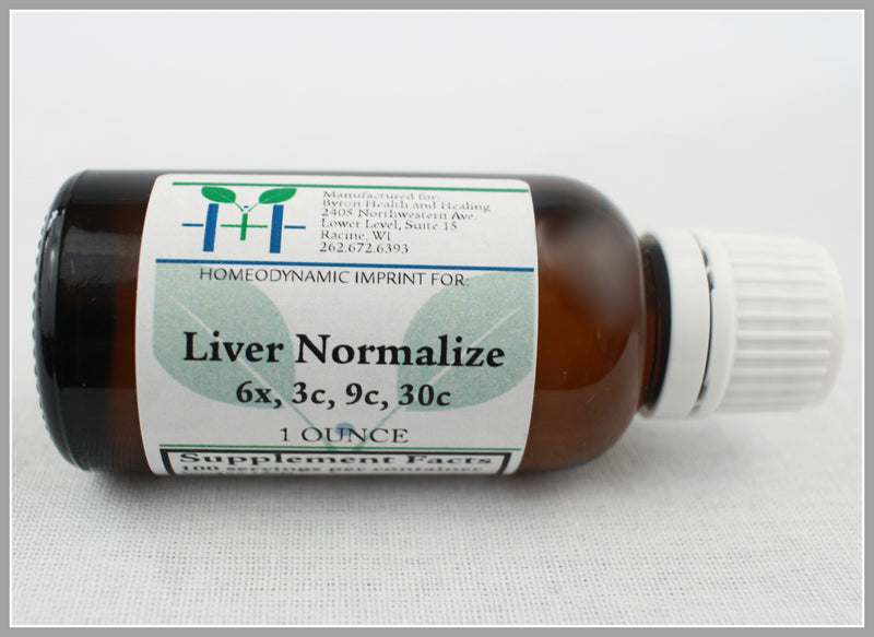 Liver Normalize Homeopathic