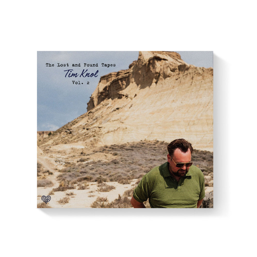 Tim Knol - The Lost and Found Tapes VOL. 2 CD