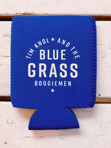 Koozie Tim Knol & The Blue Grass Boogiemem