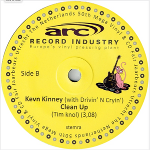 Tim Knol / Kevn Kinney vinyl single
