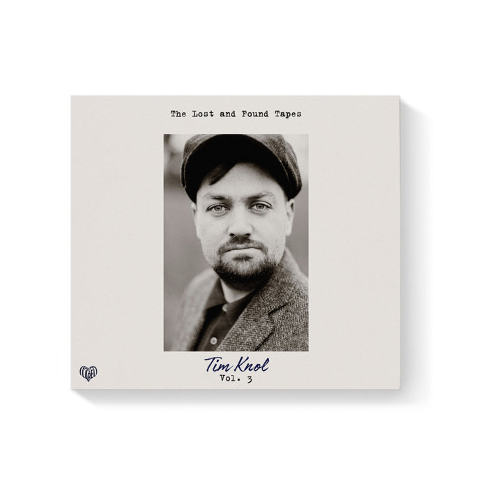 Tim Knol - The Lost and Found Tapes VOL. 3 CD
