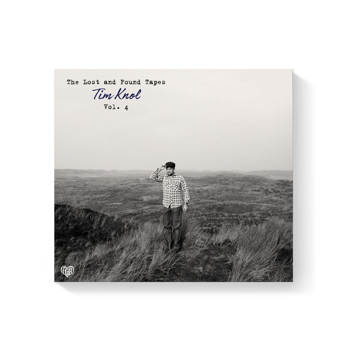 Tim Knol - The Lost and Found Tapes VOL. 4 CD