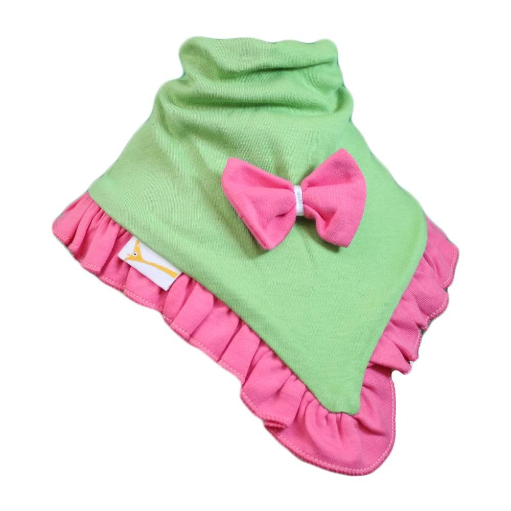 Green & Pink Plain Cutie Collar