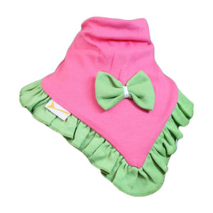 Pink & Green Plain Cutie Collar
