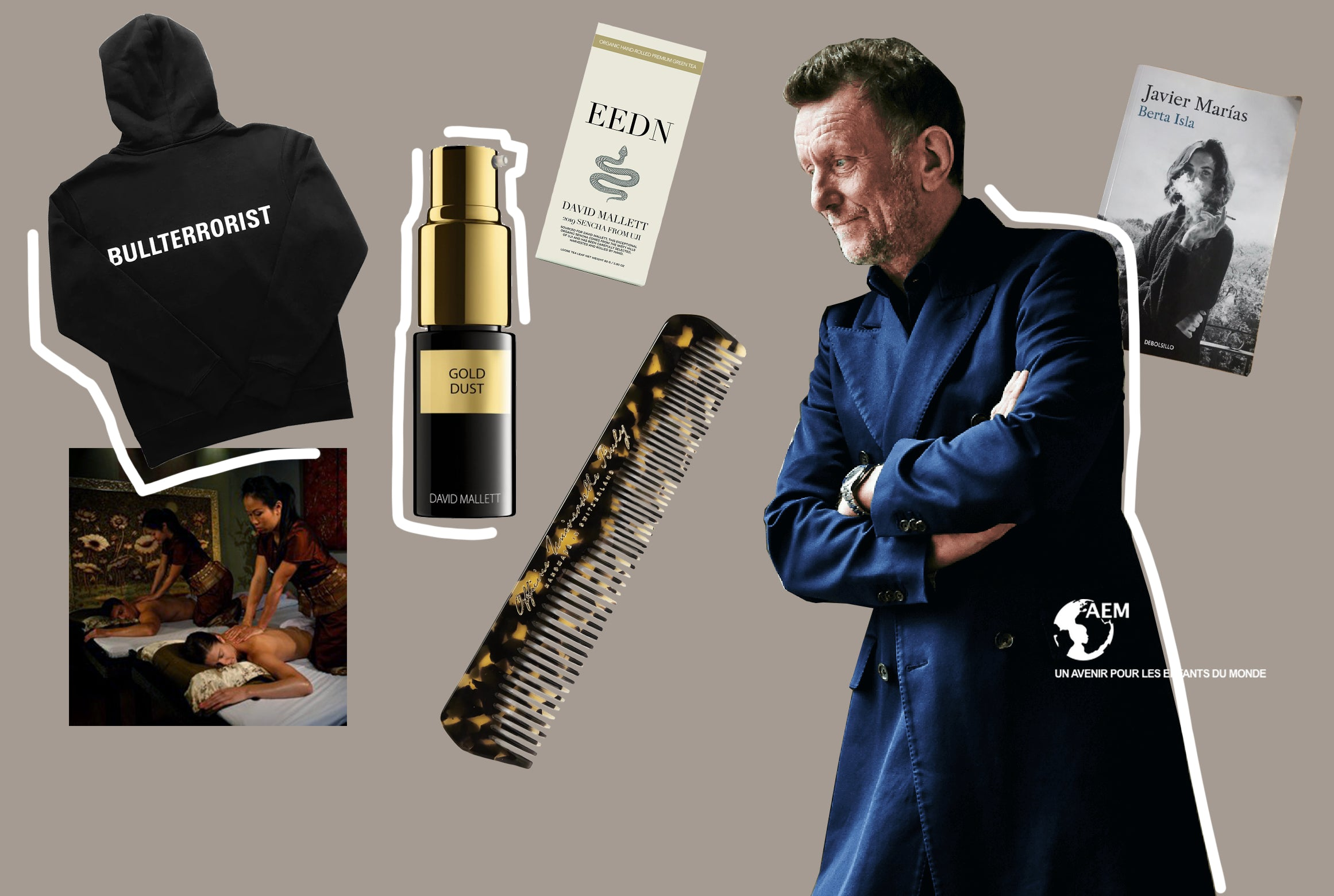 Gift Like a Beauty Boss: The David Mallett Edition