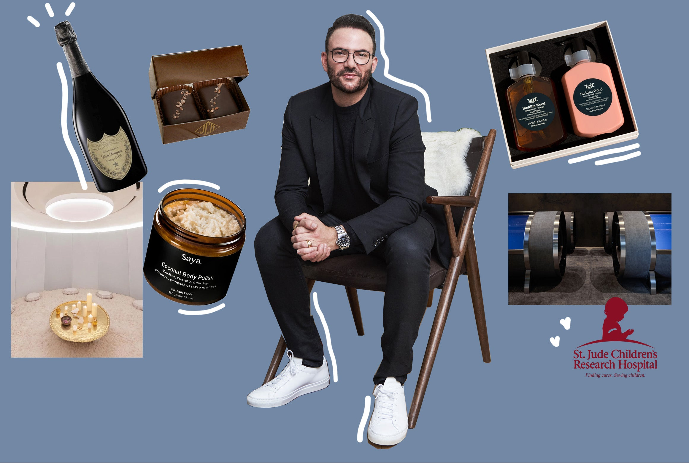 Gift Like a Beauty Boss: The David Pirrotta Edition