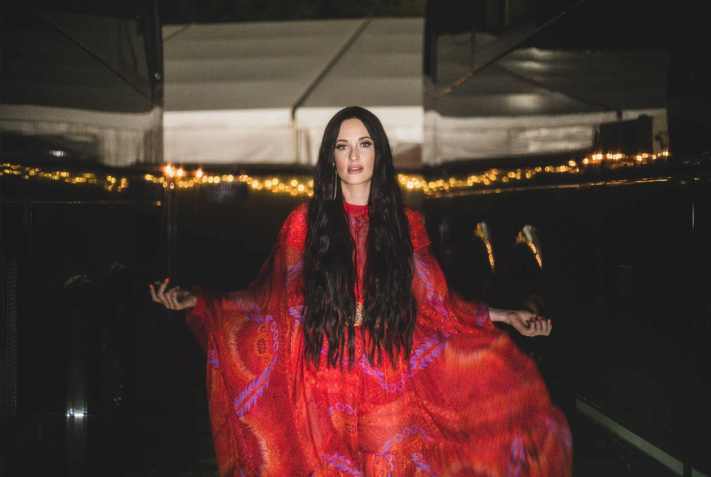 How-to get Kacey Musgraves Cult Vibes Summer Hair