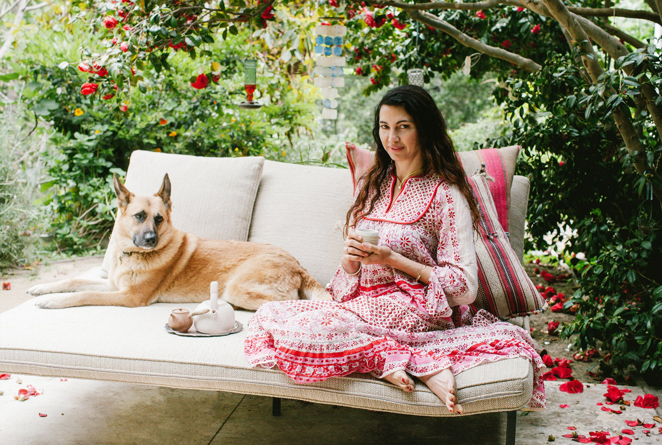 The Holistic Goddess: Shiva Rose