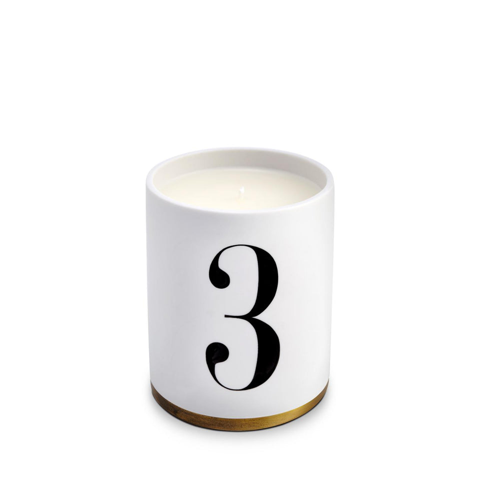 Eau d'Égée No.3 Candle