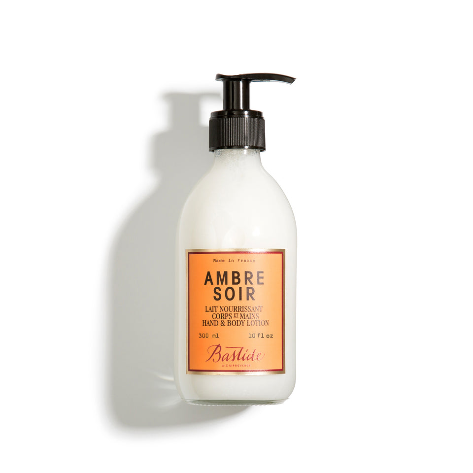 Ambre Soir Scented Hand & Body Lotion