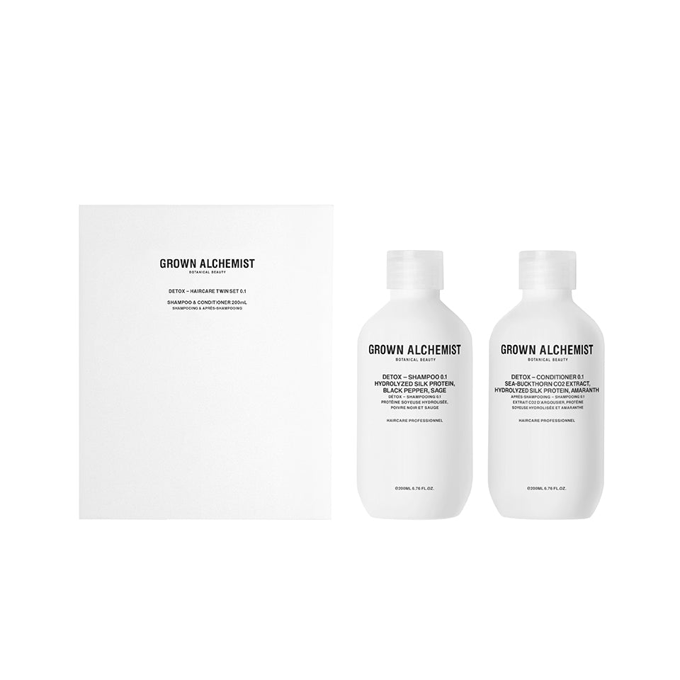Detox Haircare Twinset