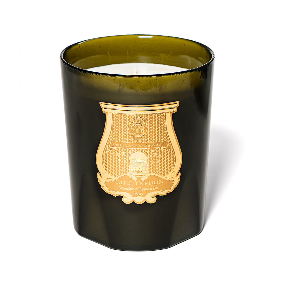 Ernesto Candle (Leather and Tobacco)