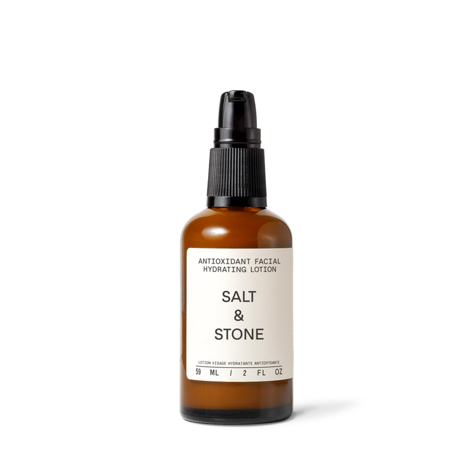 Antioxidant Facial Hydrating Lotion by Salt & Stone