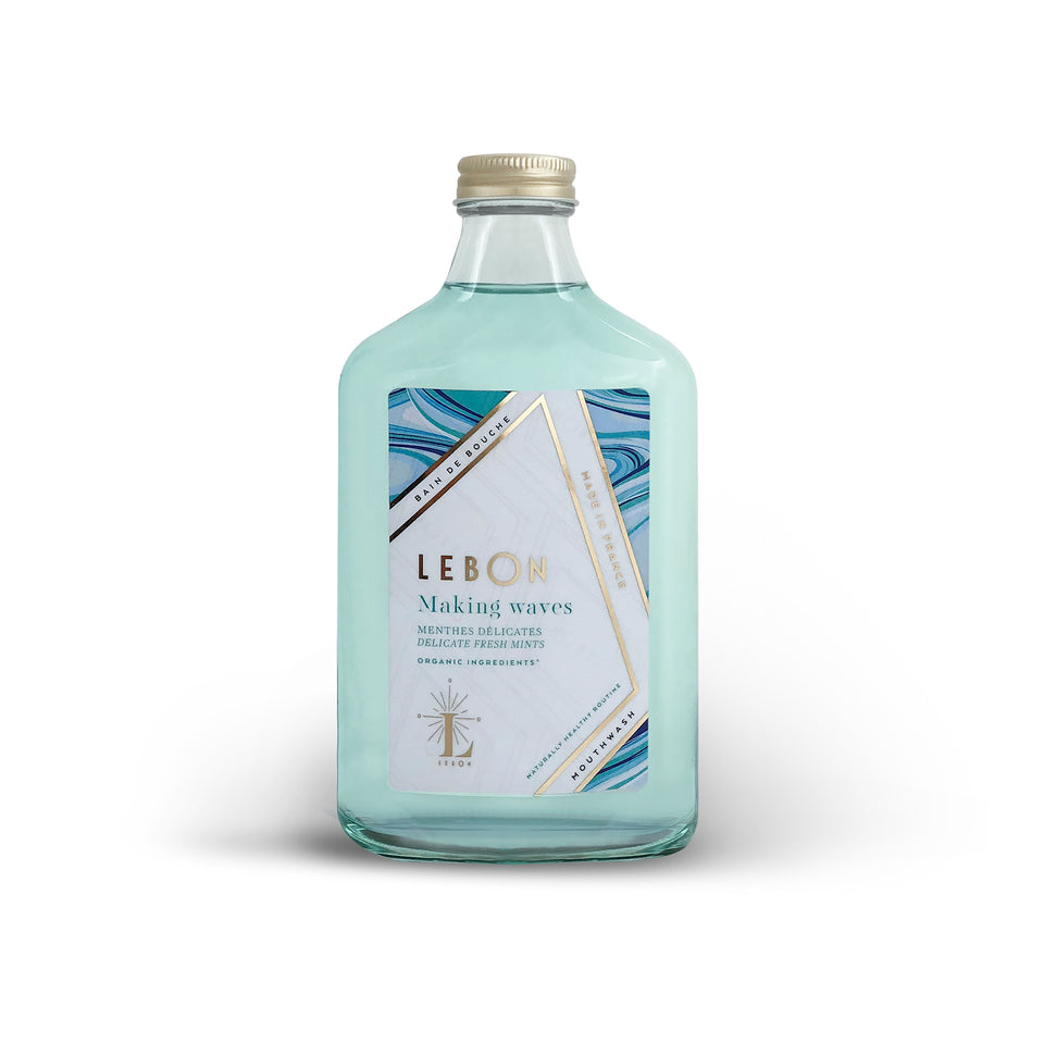 Making Waves Mouthwash