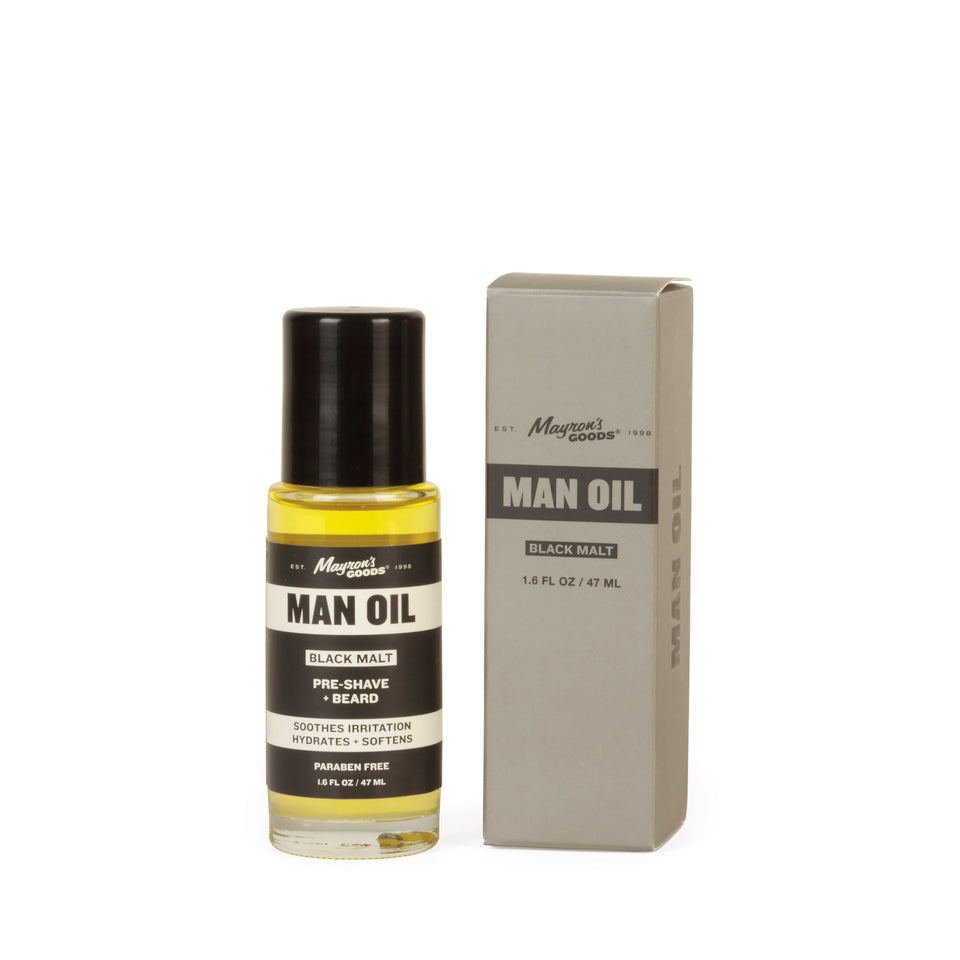 Man Oil: Black Malt