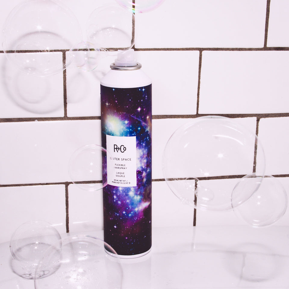 Outer Space Flexible Hairspray