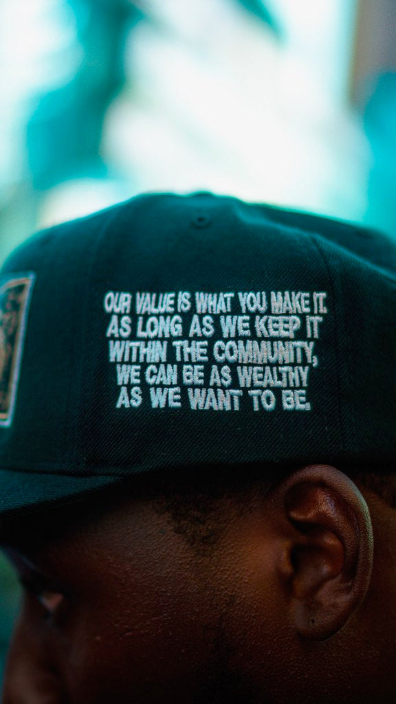 Black Owned, Wack Owned Snap-Back