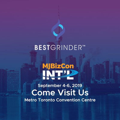 Best Grinder - MJBizCon - Metro Toronto Convention Center